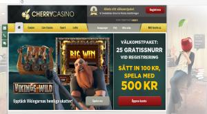 Cherry casino lotto