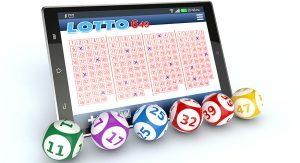 sannolikhet att vinna på lotto