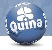 Brasiliens Quina lotteri