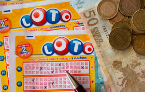 Användning av lottospel