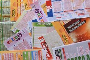 Olika sorters lotterier