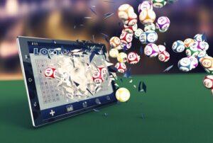 dragning på lotto